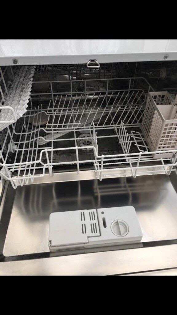 Perfect Tabletop Dishwasher   For Mending Or Parts