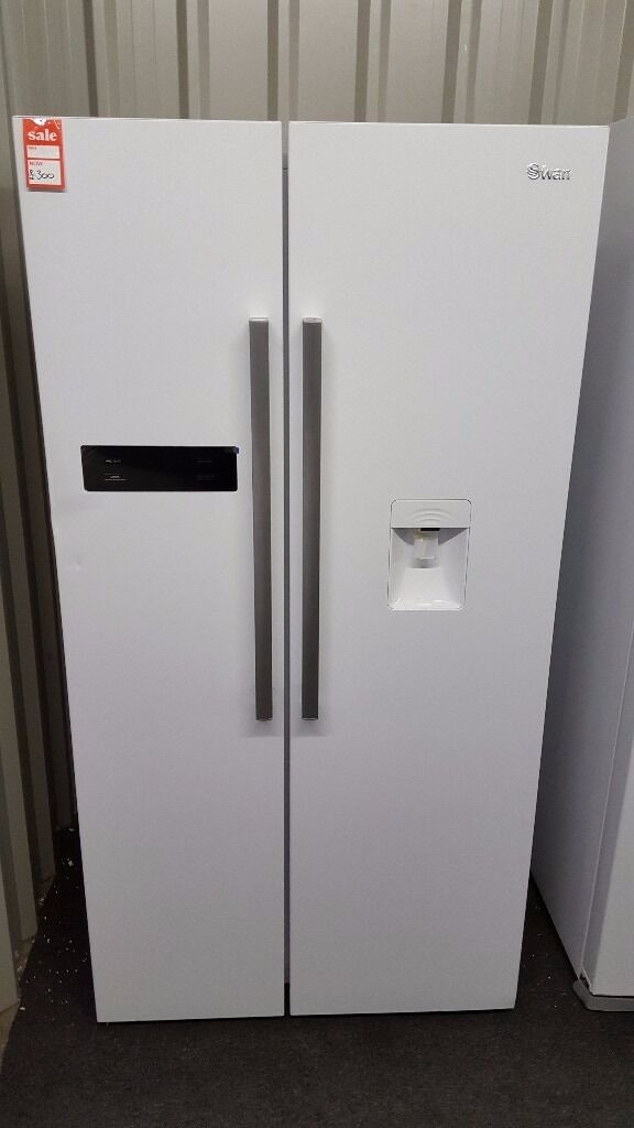 american double fridge