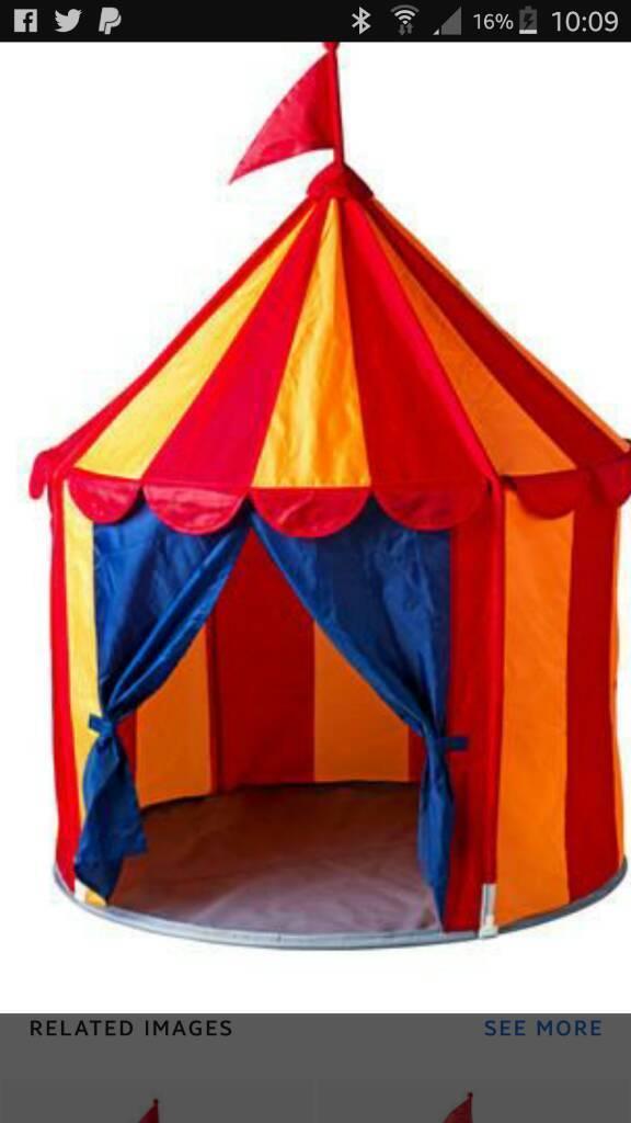 Ikea kids circus tent & Ikea kids circus tent | in Dunbar East Lothian | Gumtree