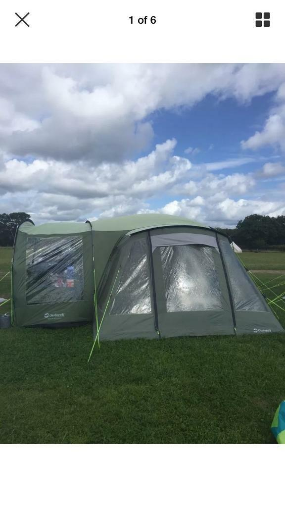Outwell Oakland XL Family tent plus extras  sc 1 st  Gumtree : outwell nevada xl tent - memphite.com