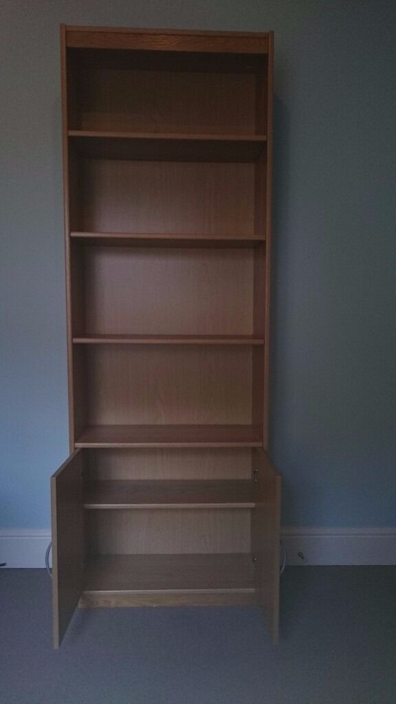 John Lewis Agatha Bookcase With Cupboard E In Muswell Hill