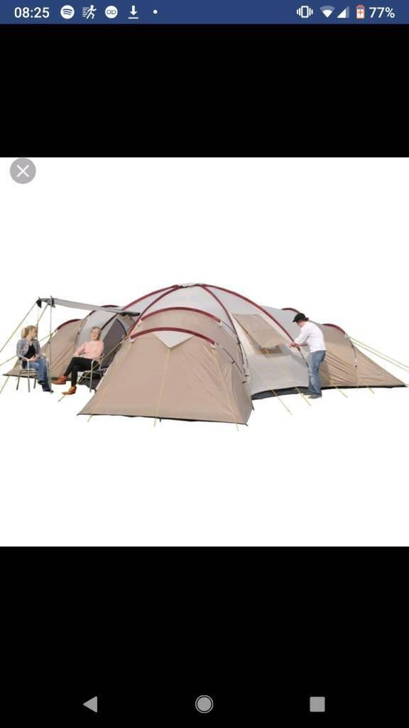 Skandika Turin 12 Man Tent BNIB  sc 1 st  Gumtree & Skandika Turin 12 Man Tent BNIB | in Peterhead Aberdeenshire | Gumtree