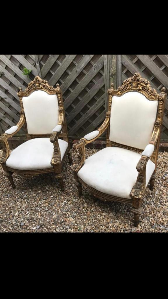 Thrones Chairs