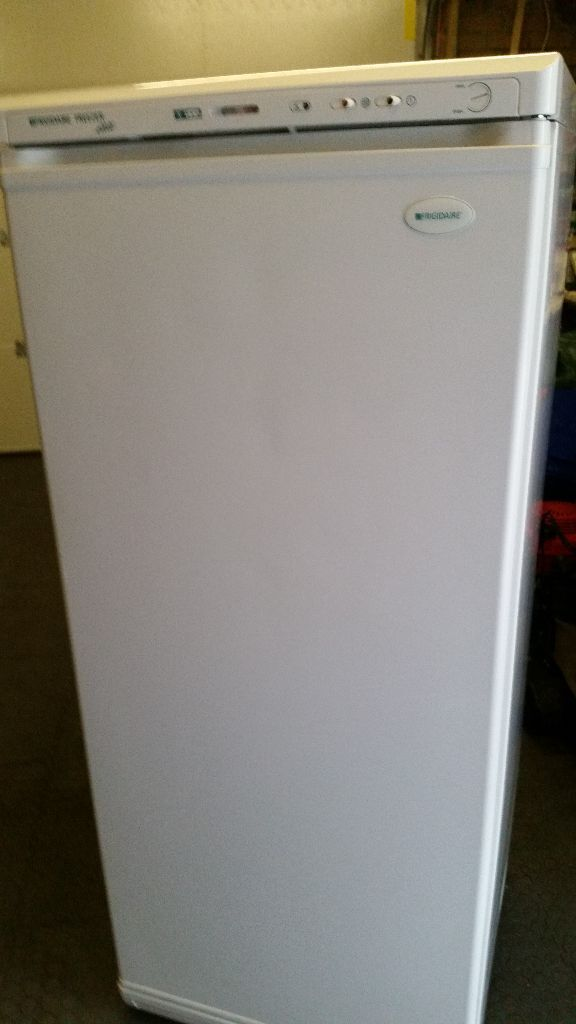 frigidaire elite model fve2199b upright freezer - Frigidaire Upright Freezer