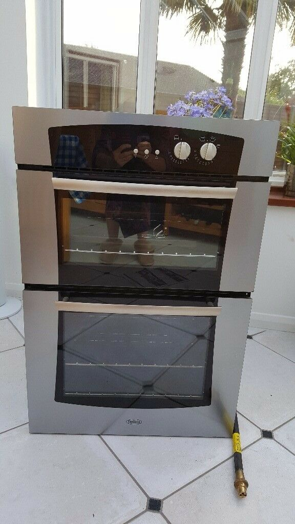 Gas Oven And Grill Part - 44: Double Gas Oven And Grill.