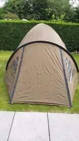 Excellent Condition 4 person Tent - Only used twice & Tent Tesco pop up 2 person tent | in Aberdeen | Gumtree