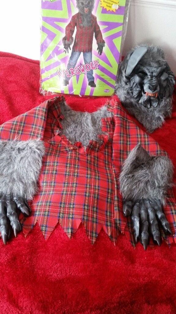 Werewolf Costume & Werewolf Costume | in Airdrie North Lanarkshire | Gumtree