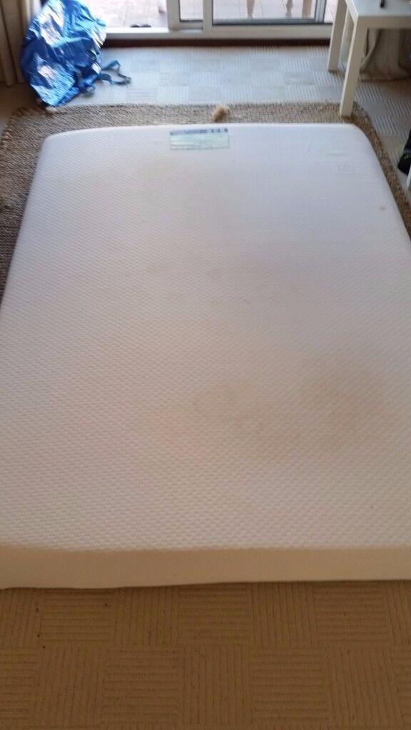 dreams readymatt luxury memory foam mattress double
