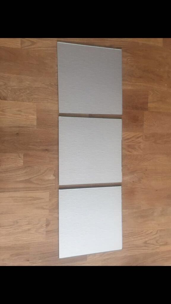 Table Centre Mirrors X 12