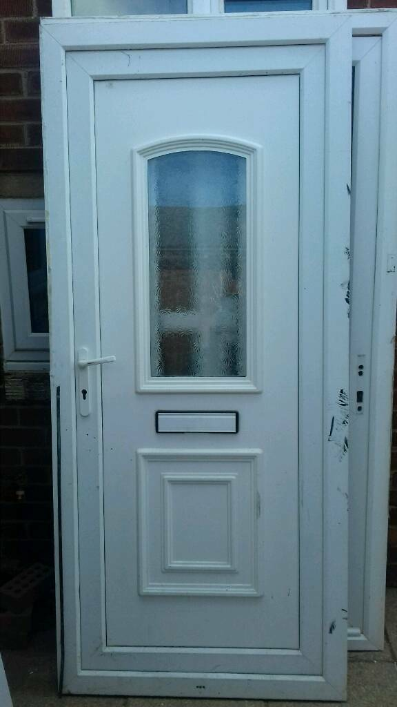 Upvc Door With Keys £45