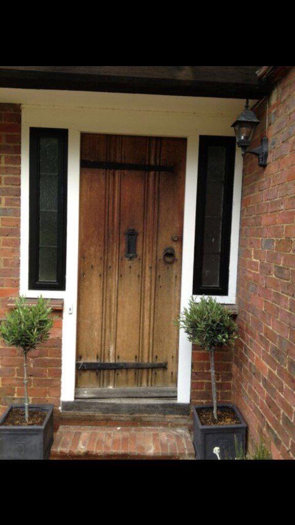 Original 1930s Oak Front Door In Guildford Surrey Gumtree & Original 1930s Front Door Gallery - door design for home