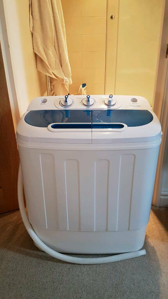 Twin Tub Washing Machine (no Plumbing Required)