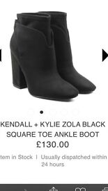 Kendall & Kylie Zola Ankle Boot Size 38