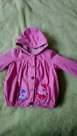 NEXT 4-5 YEAR GIRL WINTER JACKET GREAT CONDITION