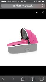 Wow pink Colour Pack For Oyster 2 Carry Cot