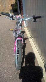 Girls Falcon Bike