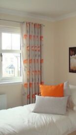 Curtains fully lined