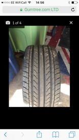 Tyre 255 30 19