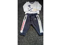 Clothes for boy 0-3, 3-6, 6-9, 9-12, 12-18.