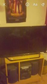42 inch JVC flat screen