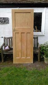 Internal Pine panel doors