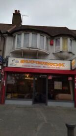 Northwest London Chinese Take-away Shop for sale