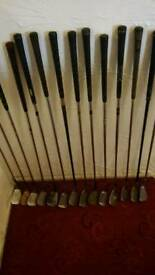 Variety of wedges