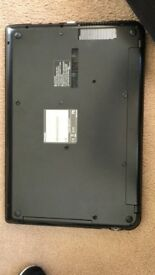 toshiba laptop. windows 10 . 2 yrs old immaculate condition