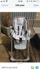 Chico Polly Highchair