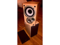 Denon Mission SC-M50 speakers excellent condition!