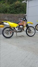 Drz 400 s REDUCED!!!