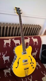 Dean Cabbie Bass Guitar