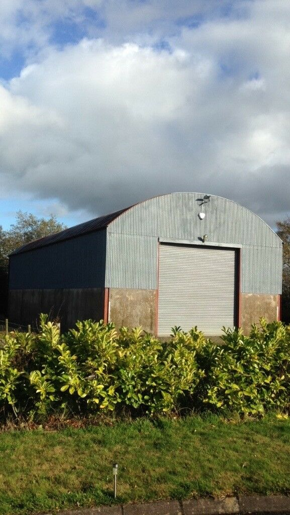 Shed warehouse storage for rent