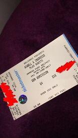 Axwell Concert Tickets