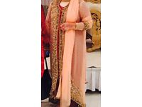 Pakistani/Indian wedding guest outfit LARGE