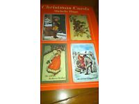 A History Of Christmas Cards As New Condition Book