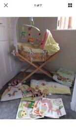 Mamas & Papas Gingerbread nursery set