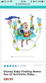 Baby jumparoo
