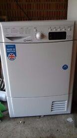 Indesit condenser tumber dryer