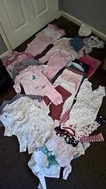 Large 3-6 month baby girl bundle