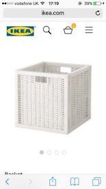 Ikea storage baskets