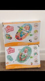 Bright start baby bouncer