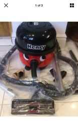 Henry new accessories with guarantee