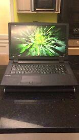Cyberpower Gaming Laptop/Notebook Intel i7-4790k 4.00GHz 16GB RAM GTX 980M 1TB SSD Windows 10 Pro