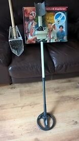 "Minelab explorer metal detector ""Now sold """