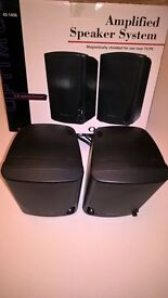 Optimus Stereo Speakers