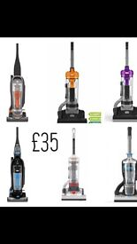 Vax vacuums warranty & delivery on all Hoover s