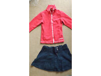 bundle of girls clothes age 6-7, 7 items, £1 each