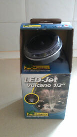 "Ubbink LED Jet Vulcano 1/2"""