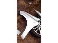 vauxhall corsa d passengers wing in star silver